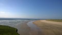 Tullan Strand (mcginley2012) Tags: tullanstrand bundoran nature landscape beach sea coast people cliff ireland