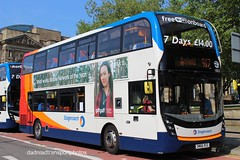 Stagecoach 10823 (anthonymurphy5) Tags: anfield busspotting stagecoachmerseyside 10823 sm66vcg enviro400mmc liverpoolcitycentre 260518 busphotography buspictures bus