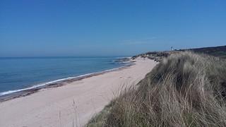 Lossiemouth Beach, Lossiemouth, May 2018