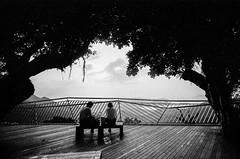 Summer Story (sebastiaanyang) Tags: bw blackandwhite berggerpancro400 bergger pancro400 16mm 16mmphotography contaxg1 contaxg16 contax filmphotography film flickr street streetphotography documentary taipei taiwan trip journey