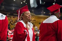6D-0677.jpg (Tulsa Public Schools) Tags: central commencement graduation highschool ok oklahoma tps tulsa tulsapublicschools graduates people school student students unitedstates usa