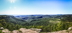 Buzzards Roost (AngelicaMDavila) Tags: southdakota national forest scenic view panorama panoramic cliff landscape blackhills