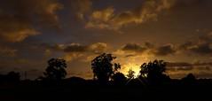 Sunset before Irma (Twila1313) Tags: sunset hurricane hurricaneirma florida light dusk twilight storm stormclouds clouds panasonic lx7