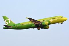 S7 Airlines VP-BCP (Howard_Pulling) Tags: hongkong airport hkia air airlines aviation hk howardpulling aeroplane china