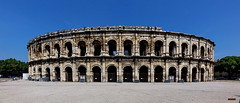 Arènes de Nîmes (Jose Luis RDS) Tags: viajes francia france sony rx rx10 nîmes aifiteatro coliseo romano roman toros plaza arènes