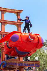 Dreaming Up!: Big Hero 6 (yuzumone) Tags: disney tokyodisneyresort tokyodisneyland dreamingup bighero6 baymax hiro