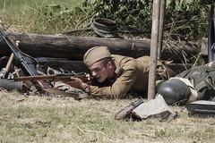 Morava 1945 (The Adventurous Eye) Tags: morava 1945 2018 ww2 world war reenactment military history