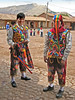 Festival in Raqchi  in 2007 Cuzco- Perú (Lewitus) Tags: raqchi cuzco traditionalclothing people peru perúportraits hats