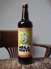 Mega Hertz (knightbefore_99) Tags: phillips megahertz beer pivo art cerveza hops malt tasty esb bitter extra special victoria bc craft west coast strong