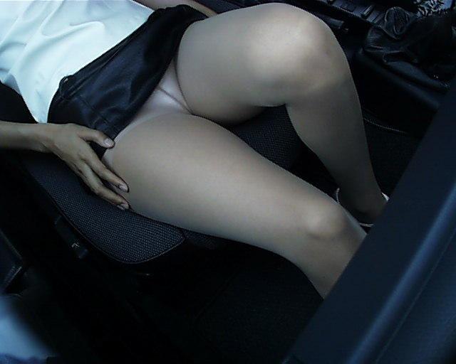 shoa103 (cattyjojo) Tags: japanese pantyhose nylon miniskirt legs heels  ragazze sexy girl closeup