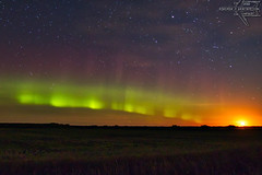 Moonrise (Winglet Photography) Tags: wingletphotography northernlights auroraborealis georgewidener stockphoto solarstorm aurora geomagnetic earth sun canon 7d storm solar georgerwidener night nighttime longexposure dark inspiration lights colors sky nature heclaisland manitoba canada gullharbour provincialpark washowbay moon moonrise