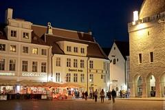 2018-04-30 at 21-57-05 (andreyshagin) Tags: tallinn estonia architecture andrey andrew shagin nikon daylight d750 night trip travel town tradition europe beautiful building history