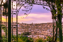 Magic! (T is for traveler) Tags: travel traveling traveler tisfortraveler exploration epic morocco fes fez medina old city sunset magic color cityscape canon 700d 1855mm destination view panoramic roof
