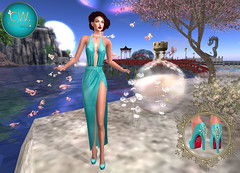 LuceMia - Celestina's Weddings & BAXE (2018 SAFAS AWARD WINNER - Favorite Blogger - MISS ) Tags: vanityevent yinyangevent celestinasweddings baxe poses weddings shoes exclusive sl secondlife mesh fashion creations blog beauty hud colors models lucemia