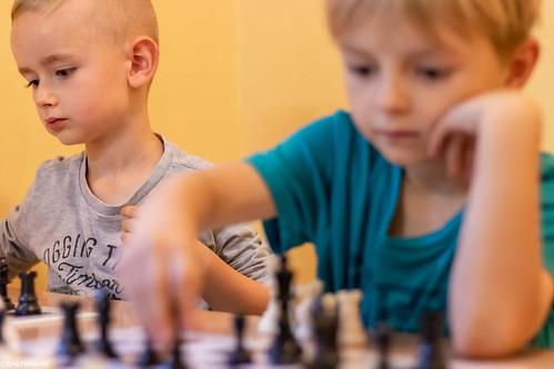 VIII Szachowe Mistrzostwa Społecznego Przedszkola Akademia Przedszkolaka-41