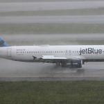 N655JB - Jet Blue Airbus A320
