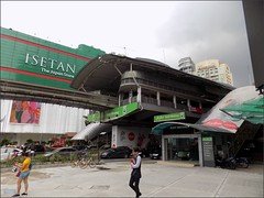 Malaysia Kuala Lumpur Isetan 20180110_141040 DSCN1326 (CanadaGood) Tags: asia asean seasia malaysia malaysian kl kualalumpur shopping architecture building monorail train people person sign canadagood 2018 thisdecade color colour peninsularmalaysia