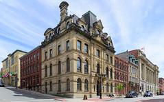 Old City Hall (rickmacewen) Tags: saintjohn newbrunswick canada building architecture heritagearchitecture cityhall