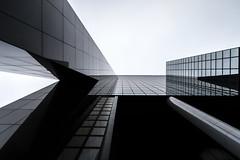 Superconductor (Robert_Franz) Tags: architecture architectural modern rotterdam futuristic design exterior detail reflection