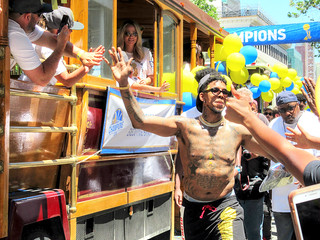 Warriors Championship Parade 2018
