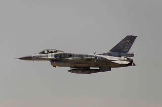NTM-2016 - F-16 - 6 Fighter Squadron - Polish Air Force