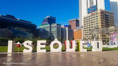 Seoul-Korea  (1) (johnfranky_t) Tags: citta seul seoul korea johnfranky t s7 samsung verde palazzi pavimento lettere