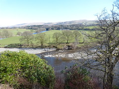Kirkby Lonsdale - River Lune from Ruskin's View 180405 2 (maljoe) Tags: kirkbylonsdale cumbria rnblune