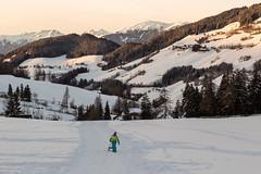 Risalendo (cesco.pb) Tags: valdifunes dolomiten dolomiti dolomites alps alpi altoadige sudtirol italia italy canon canoneos60d tamronsp1750mmf28xrdiiivcld inverno montagna mountains neve snow
