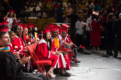 5D-6685.jpg (Tulsa Public Schools) Tags: central commencement graduation highschool ok oklahoma tps tulsa tulsapublicschools graduates people school student students unitedstates usa