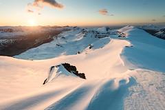 Sandholatindur (Uldis K) Tags: sandholatindur seydisfjordur iceland east sunrise mountains gryta hakarlshaus fjord shark head