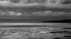Silver sea (Derwisz) Tags: sea seascape landscape silver blackwhite blackandwhite monochrome canon scarborough yorkshire england englandseastcoast unitedkingdom uk canoneos40d