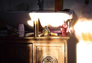 illuminating sink