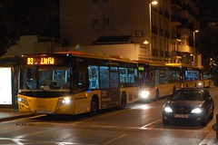 180526 1010 (chausson bs) Tags: badalona tusgsal buses autobuses autobusos man castrosua nocturnas nocturnes noche night nit nuit 2018