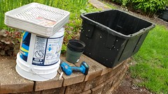 1, Homemade, DIY earth boxes 2018-05-13 (Tatiana12) Tags: diy earthbox instructions hawks garden 2018