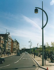 The Hard, Portsmouth (J_Piks) Tags: thehard portsmouth street road lamppost streetlights streetlamps
