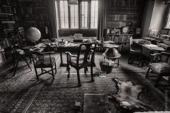 Kipling's study at Batemans (FlickrDelusions) Tags: nationaltrust batemans sussex eastsussex burwash england unitedkingdom gb
