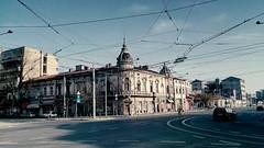 Escape (cris.cristiana43) Tags: escape bucharest romania bucuresti city street arhitecture building old