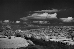 Tywi Valley (margaretc1946) Tags: rivertywi ir720nm pentaxk10d pentax1855mmlens