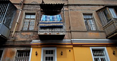 Altstadt Tbilissi (Georgien) (dl1ydn) Tags: dl1ydn georgien tbilissi tiflis altstadt architektur