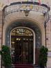 Entrance Hotel Pariz Prague (fnks) Tags: czechrepublic prague moldau jugendstil hotelpariz hotel beautiful colourful city capital holiday building entrance architecture colorful