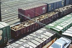 CB&Q 197294 (Chuck Zeiler) Tags: cbq 197294 burlington railroad gondola freight car cicero train chuckzeiler chz