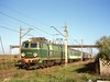 Leszno PKP  |  2011 (keithwilde152) Tags: et22682 leszno wielkopolska pkp poland 2011 town junction tracks passenger train landscape electric locomotives outdoor autumn sun