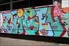 Nigel (Alex Ellison) Tags: brighton england uk urban graffiti graff boobs nigel tnf
