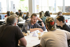 2018 DTVan – Networking Sessions (rgdhub) Tags: 2018 20180530 designthinkersvancouver photosbyrobshaer rdg day2 vancouver associationofregisteredgraphicdesigners networking designthinkers dtvan graphicdesign canada design conference