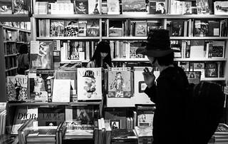 Bookstore in Tokyo