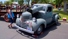 050618 33rd Annual Antique Truck Show 050 (SoCalCarCulture - Over 44 Million Views) Tags: socalcarculture socalcarculturecom show sal18250 car california perris orange empire railway museum aths antique truck dave lindsay