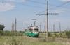 SGP GT6 #278 (ex Graz AG) | Brăila (Philip Klug) Tags: tram sgp gt6 278 ex graz ag | brăila rumänien romania strasenbahn trambahn bahn streetcar gras himmel zug lokomotive eisenbahn landstrase auto feld