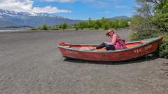 Aground (Arturo Nahum) Tags: arturonahum conguillionationalpark parquenacionalcongüillío boat bote travel viajes