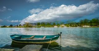 La barque - 5294