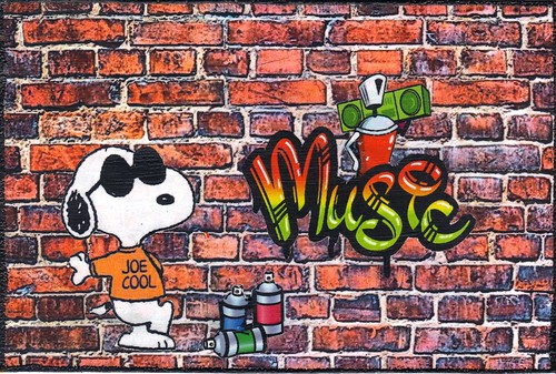 Graffiti Snoopy pc